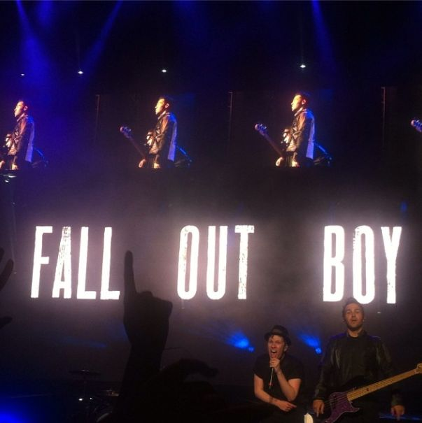 FOB on Stage